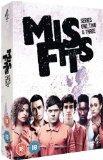 Misfits Series 1 - 3 DVD Boxset - £14 INSTORE at Sainsbury's.