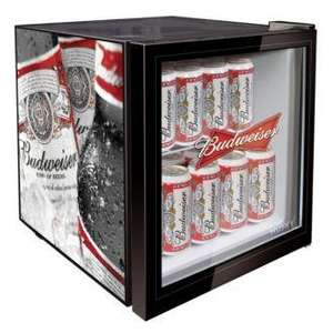 Budweiser fridge 1/2 Price Sainsburys INSTORE £54.99