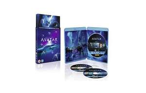 Avatar - Extended Collectors Edition - 3x Blu-Ray's - £8 @ HMV +5% Quidco