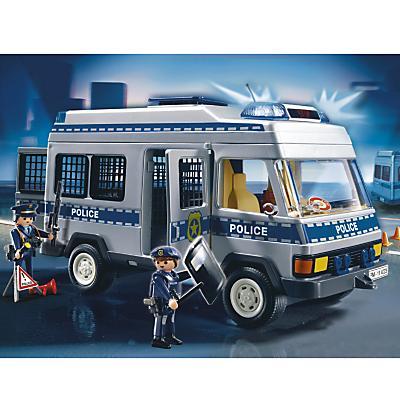Playmobil police van 4023  £14.99 @ John Lewis
