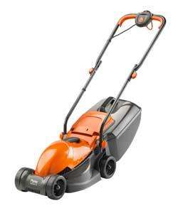Flymo RE320 electric rotary mower Was £79.99 Now £39.99 with code Homebase