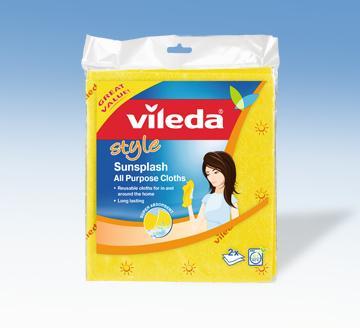 Vileda Sunsplash All Purpose/Dish Cloth was £1.10 now 55p @ Morrisons