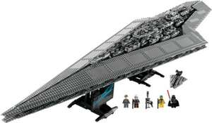 Lego Super Star Destroyer 20% off plus free TC-14, free mini TIE Fighter, free R2-D2 poster and free delivery!! £279.99 @ Lego