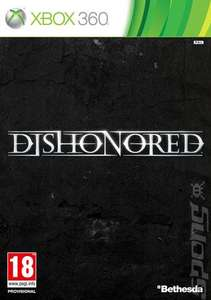 Dishonored only £34.99 at Blockbuster (Xbox 360 & PS3)