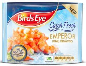Birds Eye Emperor King Prawns £1.60 each or 2 for £2.60 @ Heron Foods