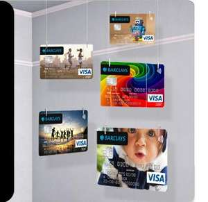 Barclays Personalised Debit Card
