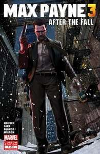 Download Issue #1 of Max Payne 3 After the Fall Comic @ Rockstar