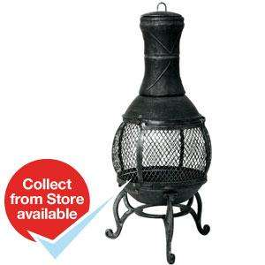 Garden Cast Iron Chiminea £29.99 at Home Bargains