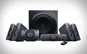 LOGITECH Z906 5.1 Speakers £190.38 Delivered @ PC World