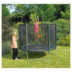 Plum 8ft Trampoline & Enclosure £69.88 @ TESCO click and collect.