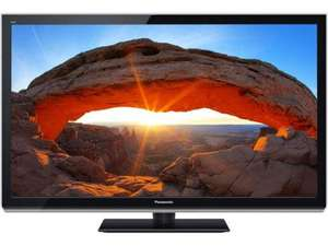 "PANASONIC TX-P50XT50B HD Ready 50"" Plasma 3D TV @ Currys"