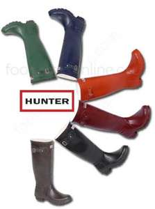 Hunter Women's Wellies from £44.99 @ M & M Direct