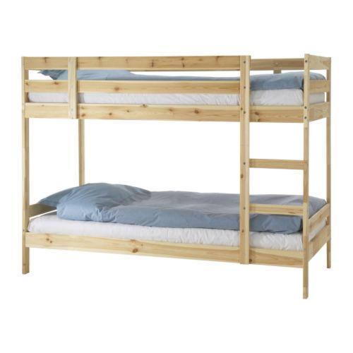 MYDAL Bunk bed frame, pine £99 @ Ikea