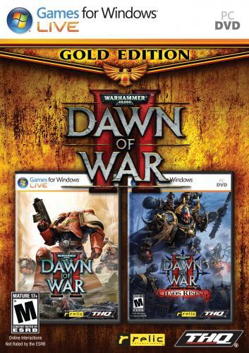 Warhammer® 40,000™: Dawn of War® II Gold Edition PC £7.85 @ ShopTo