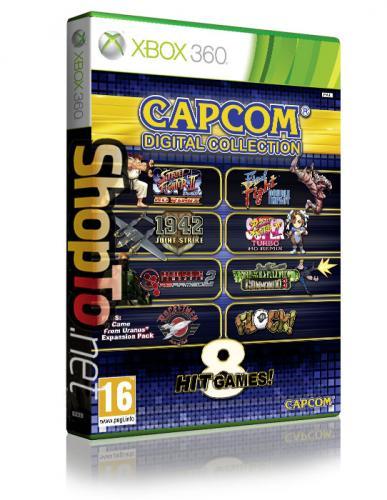 Capcom Digital Collection (XBOX 360) for £13.85 @ Shopto.net