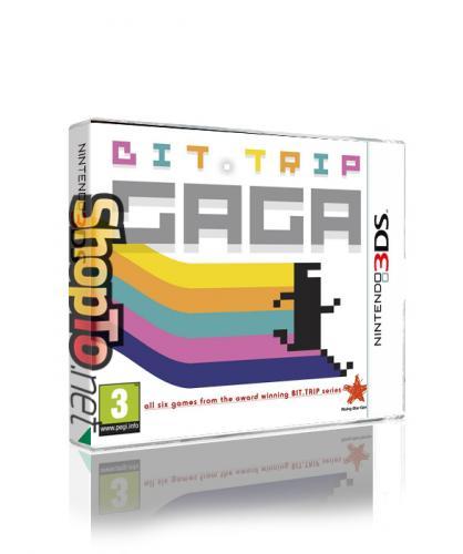 Bit.Trip Saga (3DS) for £19.85 @ Shopto.net