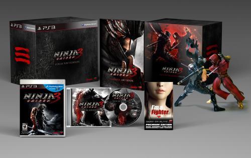 ShopTo.net - Ninja Gaiden 3 Collector's Edition PS3 - £32.86