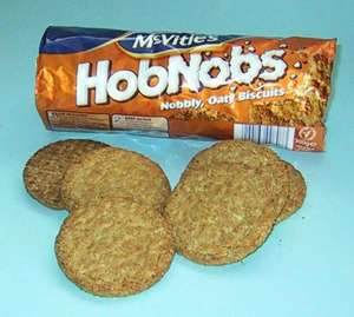 Hobnobs - 2 for 49p - Tesco
