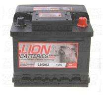 Car Battery (Battery 063 3 Year Guarantee) £26.00 (using discount code HOLIDAY30 and FREE delivery)  Euro Parts