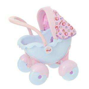 Peppa Pig Pram (adjustable handles / carry cot) £11.90 at Amazon