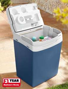29l Electric Cool Box with 3 year warranty £39.99 @ lidl