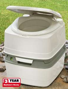 Camping Toilet  £39.99 @ lidl