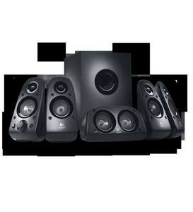 Logitech Z506 5.1 Surround Sound Speaker System £45 @ The Laptop Centre