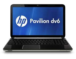 HP Pavilion dv6-6b08sa Quad Core Laptop with Dual Graphics @ HP (Price after 15% off Code)