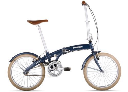 "20"" Oyama Manhattan Folding Bike @Chain Reaction Cycles £214  50% off"