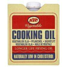 KTC  Vegetable oil 10 litres £2.75 @ Tesco [Instore Only]