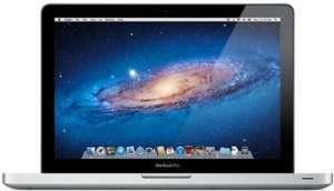 "APPLE MacBook Pro MD313B/A Refurbished 13.3"" Laptop - Silver @ PC WORLD £699"