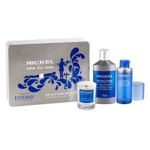 Nickel Spa at Home Gift Set - was £42 now only £12.60 + £2.99 delivery @ Salon Skincare
