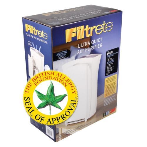 Filtrete FAP01 Ultra Quiet Air Purifier £69.99 @ Amazon