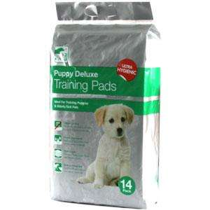 14 Puppy Deluxe Training Pads @ Homebargains £1.99