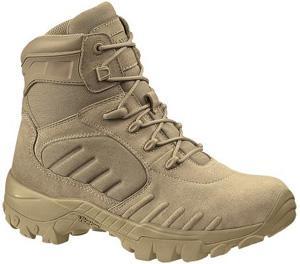 Bates M6 Desert 6 Inch Sand Assault Combat Boots £36 / RRP £95 @ niton999