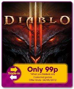 Diablo III (PC) for £22.94 @ Game