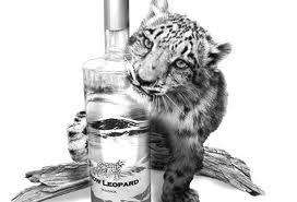 Snow Leopard Vodka £23.50 @ Tesco