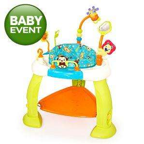 Bright Starts Bounce Bounce Baby entertainer - £27 @ ASDA