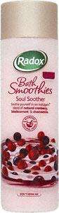 Radox Bath Smoothie - Soul Soother (250ml) £2.98 now £1.41 @ Tesco