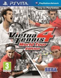 Virtua Tennis 4 - World Tour Edition (PS Vita) for £15.95 @ The Game Collection