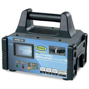 Ring WorkshopCharge6 12V 6amp Automatic Battery Charger for £37.99 Delivered @ npautoparts
