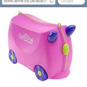 trunki for £24.99 @ Boots