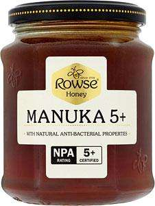 Rowse Active 5+ Manuka Honey (340g) was £7.49 now £3.74 @ Morrisons