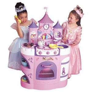 Deluxe Disney Princess Talking kitchen half price now £49.99 R & C @ Toysrus ( spend £50 get free home del & cashback )