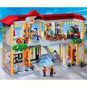 Playmobil - 4324 Furnished School Building  - £69.99 in Store only @ Toys R Us