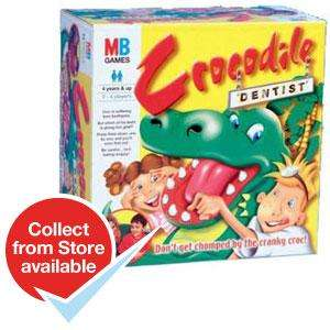 MB Crocodile Dentist Game @ Home Bargains £8.99 Save £7.26