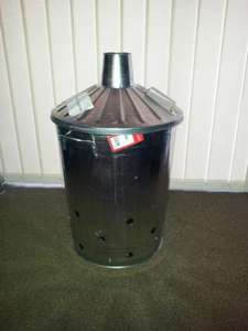 Garden Incinerator reduced from £19.99 to £12.99 @ ALDI