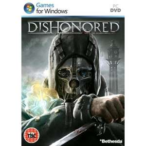 Dishonored (PC Game - Preorder) @ 365Games - £26.99