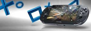 Sony PlayStation Vita WiFi + 3G £190 from Vodafone with £5 topup and WipEout 2048 - instore