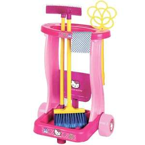 Hello Kitty Cleaning Trolley only £4.00 @ Play.com